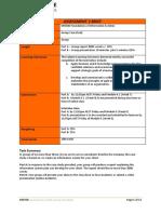 MIS500_Assessment 2 Brief
