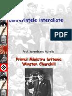 Conferințele interaliate