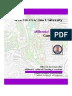 WCU Milennial Initiative