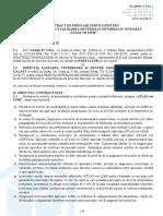 Contract Prestari Servicii Mentenanta și Actualizare - ATLAS vet LIMS (2019) v2.1 - 11.12.2019