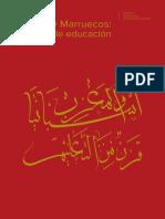 España y Marrruecos, un siglo de educación