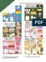 PDF Kategori Carta Persatuan, Kelab & Unit Beruniform