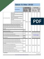calendrier FSA-2019-2020