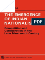 Anil Seal, The Emergence of Indian Nationalism.pdf