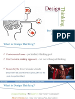 Design Thinking - Combined FDP