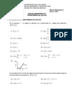 Guía 4 mat415 2017