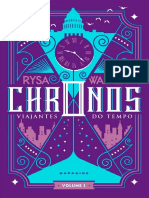 (Chronos #1) Viajantes do Tempo - Rysa Walker