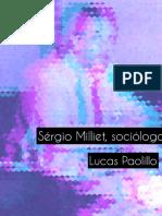PAOLILLO, L. Sérgio Milliet, sociólogo (2019, dissertação)