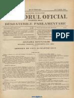 MONITORUL OFICIAL- 6 april. 1933- Nr.68