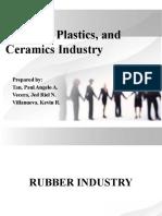 Rubber, Plastics & Ceramics 2