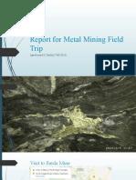 Metal Mining Field Trip PPT.pptx