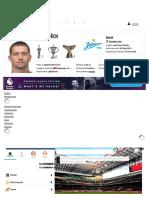 Mikhail Kerzhakov - Profilo Giocatore 19_20 _ Transfermarkt