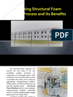 Explaining Structural Foam Molding Process and Its Benefits