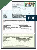 adjectives-to-describe-character-information-gap-activities-oneonone-activities-tes_125823