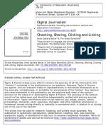 Checking, Sharing, Clicking and Linking
