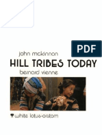 Hill Tribe Today Thailand Book Full 1989