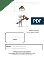 BSBADM506 Assessment Booklet V1.0.docx