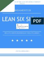 Fondamenti Di Lean Six Sigma
