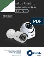 Manual Camera Ip Infravermelho 720p 1mp Gsip1m20db28 Gsip1m20tb28 Rev00