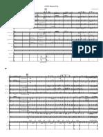10000 sym pop - Score and parts