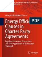Energy Efficiency Clauses in Charter Party Agreements - GA Psarros 2017
