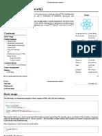 React (Web Framework) - Wikipedia