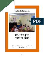 Suport de curs Educație timpurie(3)