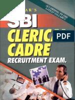 Sbi Clerical Cadre Recruitment Exam. by T. S. Jain
