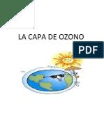 Capa de Ozono Word