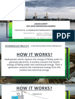 Case Study No. 11- Hydroelectric Power Plant in the Philippines