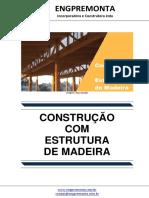 Construção Com Estruturas de Madeira