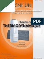 TECNISUN Kit Thermodynamique Plaquette Commerciale 280910 WEB