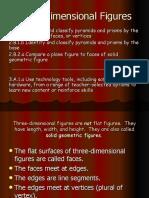 Ch 12 Three-Dimensional Figures