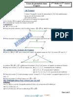 Cours - Math Géométrie dans lespace - 3ème Math (2014-2015) Mr Boufares Amor.pdf