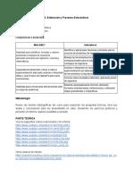9. Estimación y Procesos estocásticos