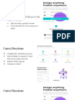 canva directions