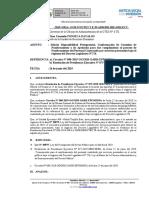 INFORME Comision de Nombramiento-2019-Administrativos