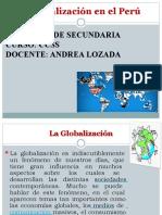La globalización y su impacto
