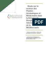 Potentialité des Plantes Aromatiques et Médicinales dans le Nord (Phase I).pdf