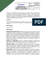 PROCEDIMIENTO DE MANTENIMIENTO Y CALIBRACION A EQUIPOS Y PLANTA FÍSICA