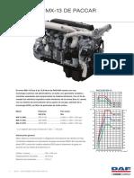 Paccar Mx 13 Euro 6 Engine 64739 En español