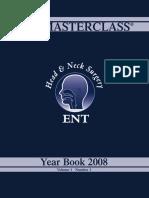 Journal ENT_Journal_2008