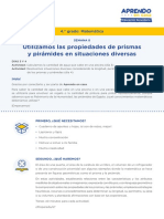 Matematica4 Semana 8 - Dia 1 Prisma y Piramide Ccesa007