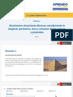 Matematica4 Semana 8 - Dia 4 Solucion Matematica Ccesa007