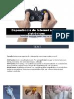 Dependência de Internet (Apresentação)