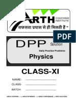 DPP's Physics_Class-XI_168