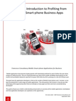 Francesco Consultancy Ltd - Guide & Introduction to Profiting From Business Mobile Apps