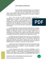 NP das Ecre (nota de prensa das ecre 2019)
