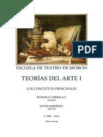 TEORÍAS DEL ARTE I PRIMER ENTREGA 2020