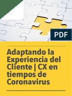 Experiencia Cliente en Covid